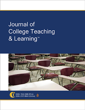 Journal of College Teaching & Learning (TLC)