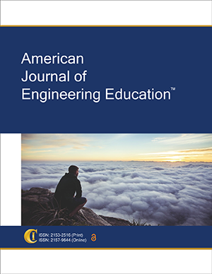 American Journal of Engineering Education cover